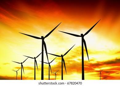 Power on the sky