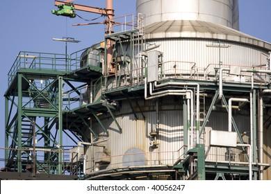 Power plant in Berlin