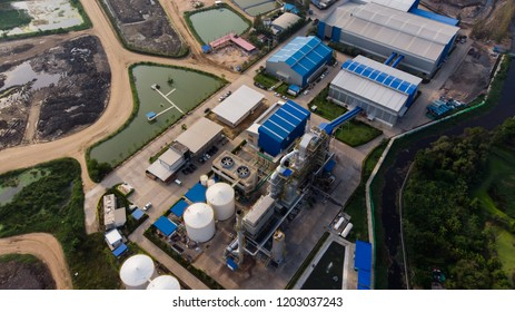 Power plant - Municipal Solid Waste Treatment Plant / RDF (Refuse Derived Fuel)