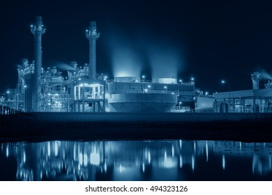 Power plant for Petroleum industry