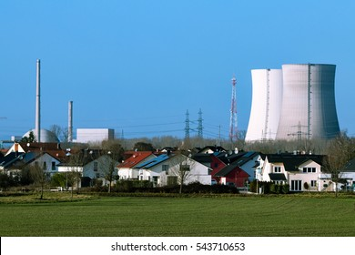Power plant Philippsburg