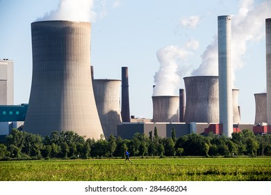 Power Plant and Pollution