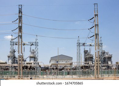 Power Plant, Substation and Transmission line