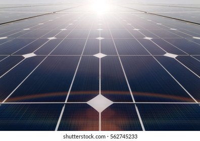 Power plant using renewable solar energy with light