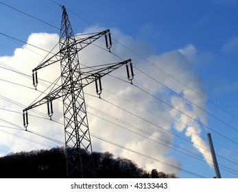 Power Pole / Power Plant