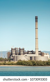 Power Station in Port Adelaide, Torrens Island, South Australia