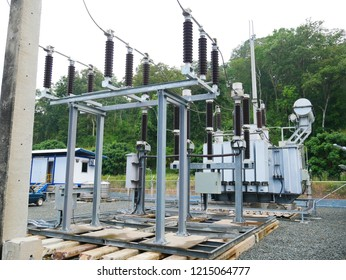 Power station for power supply
