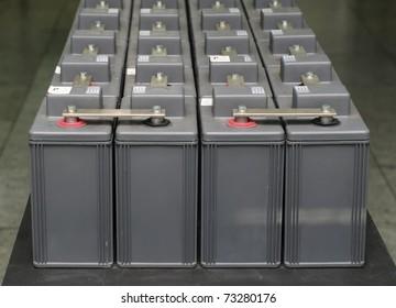 power supply  accumulator unit
