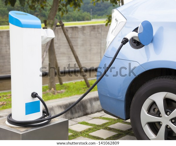 the power supply for Charging of an electric car