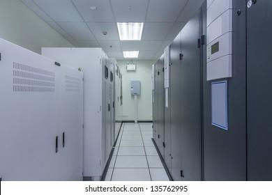 Power Supply for Data Center, Server Room.