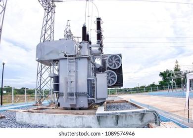 Power Supply Sub-station