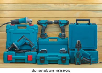 Power Tools , tools box