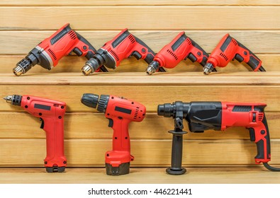Power Tools and electric drill