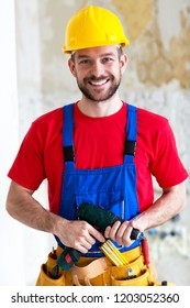 Power tools make job finishing time faster and more efficient