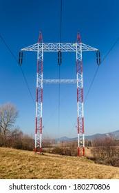 Power Transmission Line, Electric Powerline