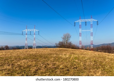 Power Transmission Lines, Electric Powerlines