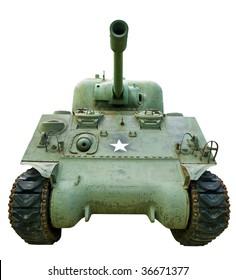 Powerful Tank, General Stuart Model