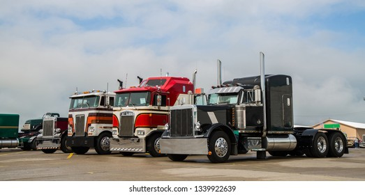 powerful trucking industry, CDL, DOT
