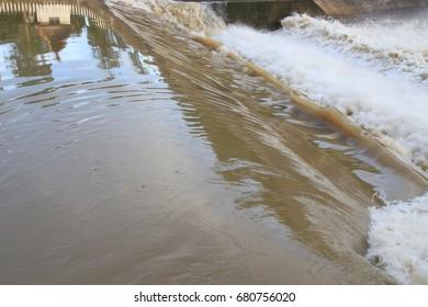 Powerful water soft blur