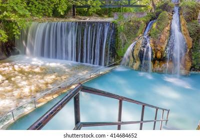 Pozar Thermal Baths, Macedonia, Greece