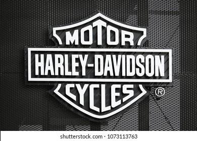 Harley Davidson Logo Graphics Images, Stock Photos & Vectors