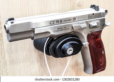 Cz 75 B Images, Stock Photos & Vectors | Shutterstock