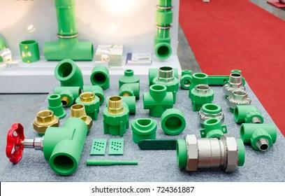 PPR water pipe fittings