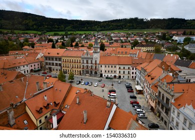 Prachatice, South Bohemia, Czech Republic (Czechia), 23.9.2018