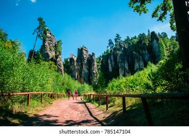 Prachov Rocks - Czech Paradise