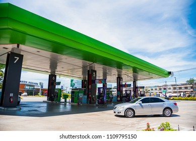 Bangchak Gas Station Images, Stock Photos & Vectors