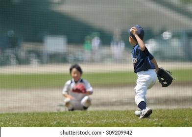 Practice of Little League