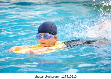 Practice Swimming