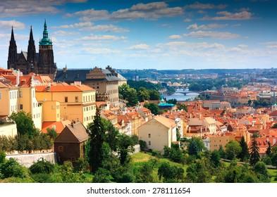 Prague - Shutterstock ID 278111654