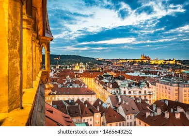The Prague Astronomical Clock, or Prague Orloj a medieval astronomical clock first installed in 1410 in Prague, Czech Republic.