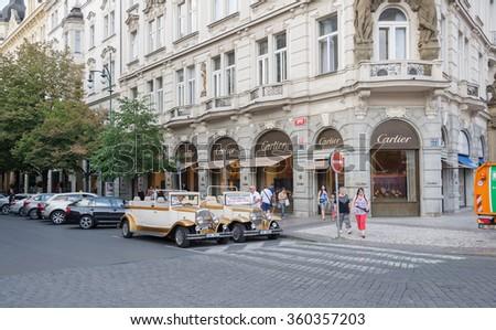 Czech taxi 4