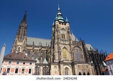 Prague, Basilica of St. Vitus