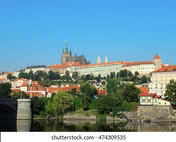 Prague is the capital of the Czech Republic. political and cultural center of Bohemia. Its historic center was included in the Unesco World Heritage . the largest ancient castle in the world.