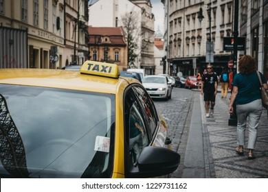Czech taxi 23