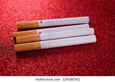 Marlboro Cigarettes Images, Stock Photos & Vectors