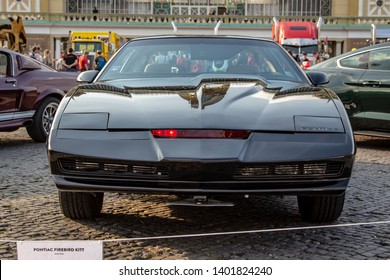Knight Rider Car Images, Stock Photos & Vectors | Shutterstock