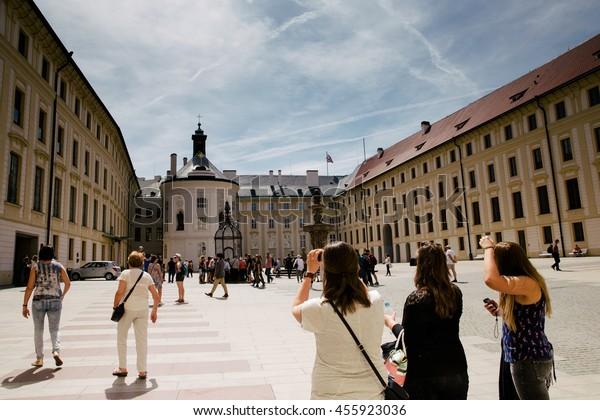 Visit prague czech