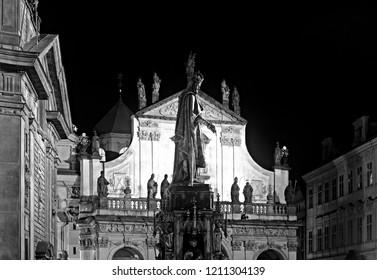 Prague - Klementinum church