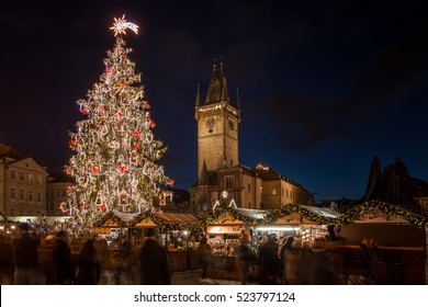 Prague - Old Town Square - Christmas Time