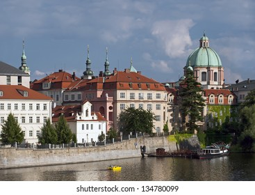 Prague - Prague's Venice, Charles Bridge Museum and St. Francis Church