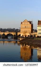 Prague. Views of the City