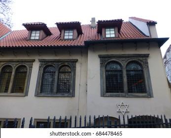 Prague's Pinkas Synagogue