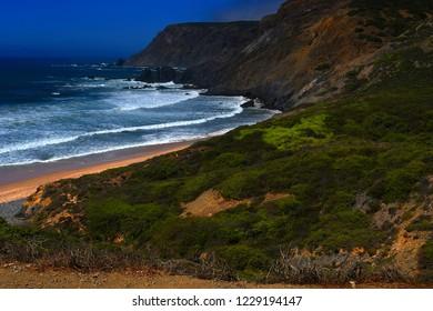 Praia da Ponta Ruiva Beach