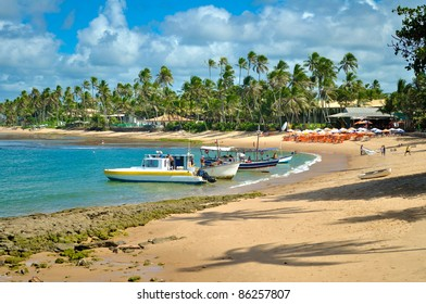 Praia do Forte beach - Bahia - Brazil
