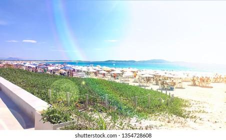 Praia do Pero, Cabo Frio, Rio de Janeiro, Brazil (Pero's beach) - Sunshine - Shutterstock ID 1354728608