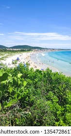 Praia do Pero, Cabo Frio, Rio de Janeiro, Brazil (Pero's beach) - View of the state park of  Costa Do Sol - Shutterstock ID 1354728617